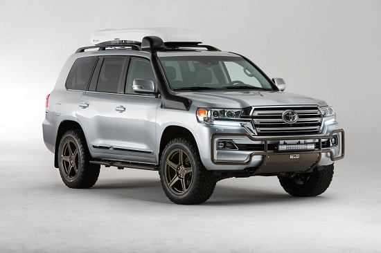 Toyota Land Cruiser 2016 -TRD