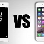 مقارنة بين ابل Iphone 6s و سوني Xperia Z5