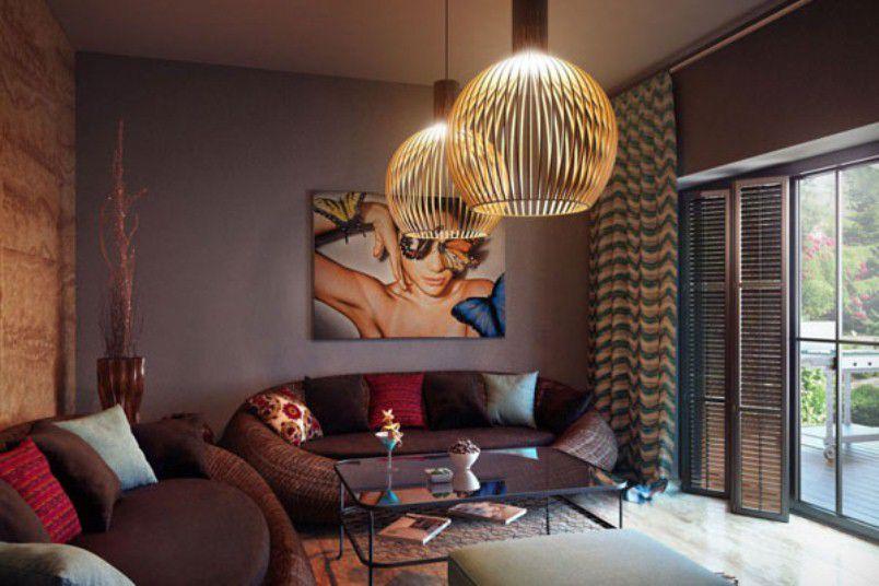 تجديد المنزل بأفكار ذكية distinctive-lighting