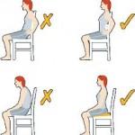 أفضل طريقة جلوس للحامل بالصور