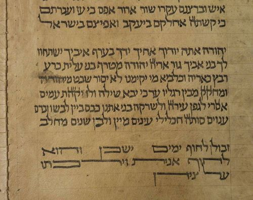 the Treaty of Ramla signed