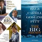 """قصة فيلم """"ذا بيغ شورت"""" """"The Big short"""" المرشح لجائزة الأوسكار"""