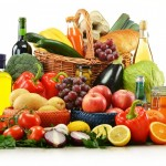 A group of foods contain a number of vitamins - 302665