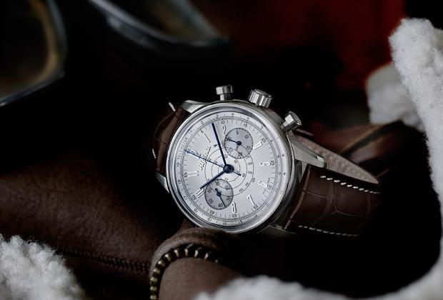 Alpina 130 Heritage Pilot Automatic Chronograph