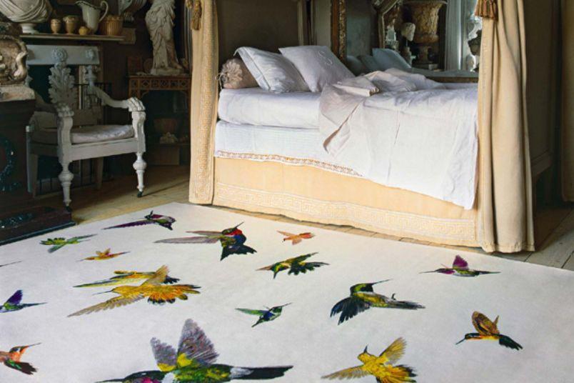 Birds Carpet