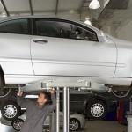 """تكاليف مشروع """" ورشة ميكانيكا سيارات """" في السعودية"""