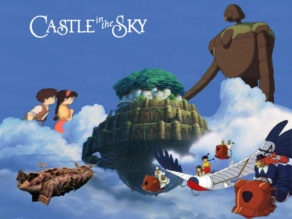 فيلم castle in the sky مترجم