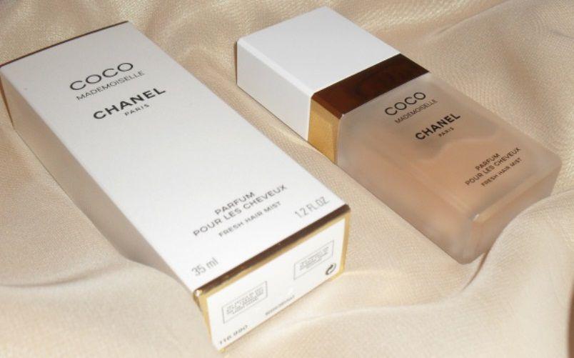 8d293cb58 Chanel Coco Mademoiselle Fresh Hair Mist