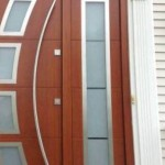 ديكورات أبواب المنزل بأفكار عصرية