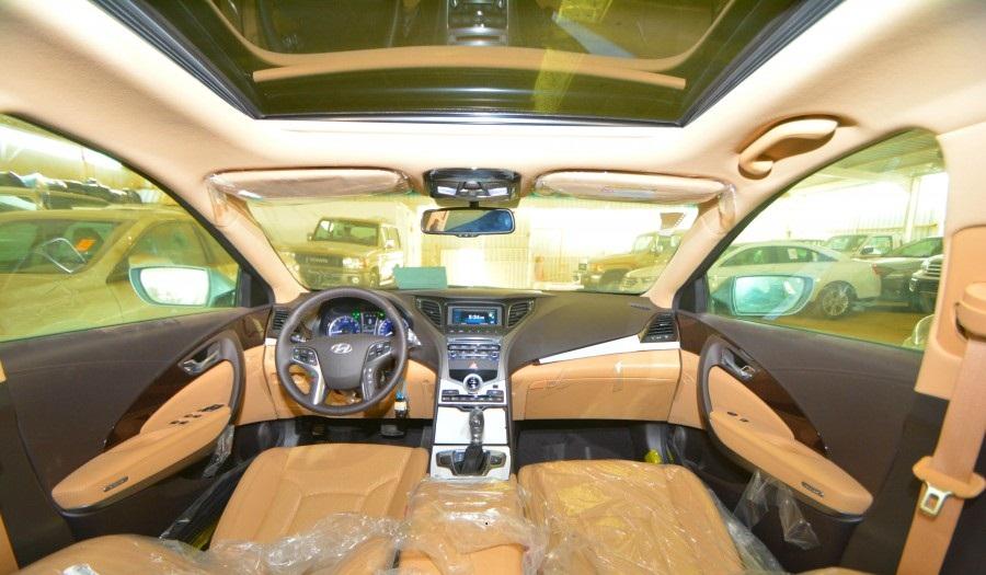 احدث اخبار السيارات2016_تقرير هيونداي ازيرا