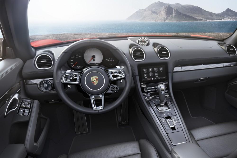 السيارة 2017 Internal-Porsche-718