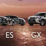 عروض التقسيط لجميع سيارات لكزس 2016 السعودية