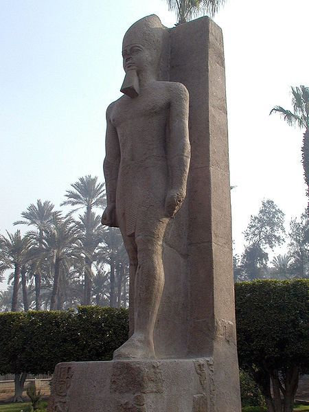 Memphis , ancient city of Egypt