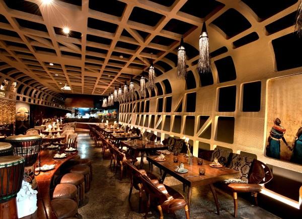 مطعم بيير شيك في دبي المرسال