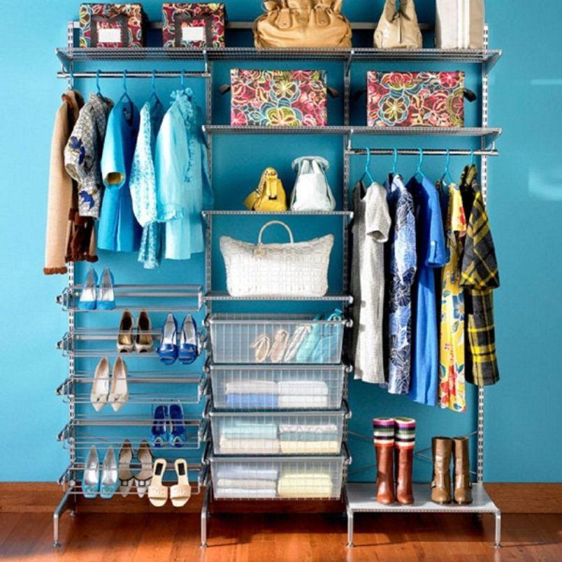 حلول عملية لترتيب المساحات الضيقة في منزلك Plastic-drawers.jpg