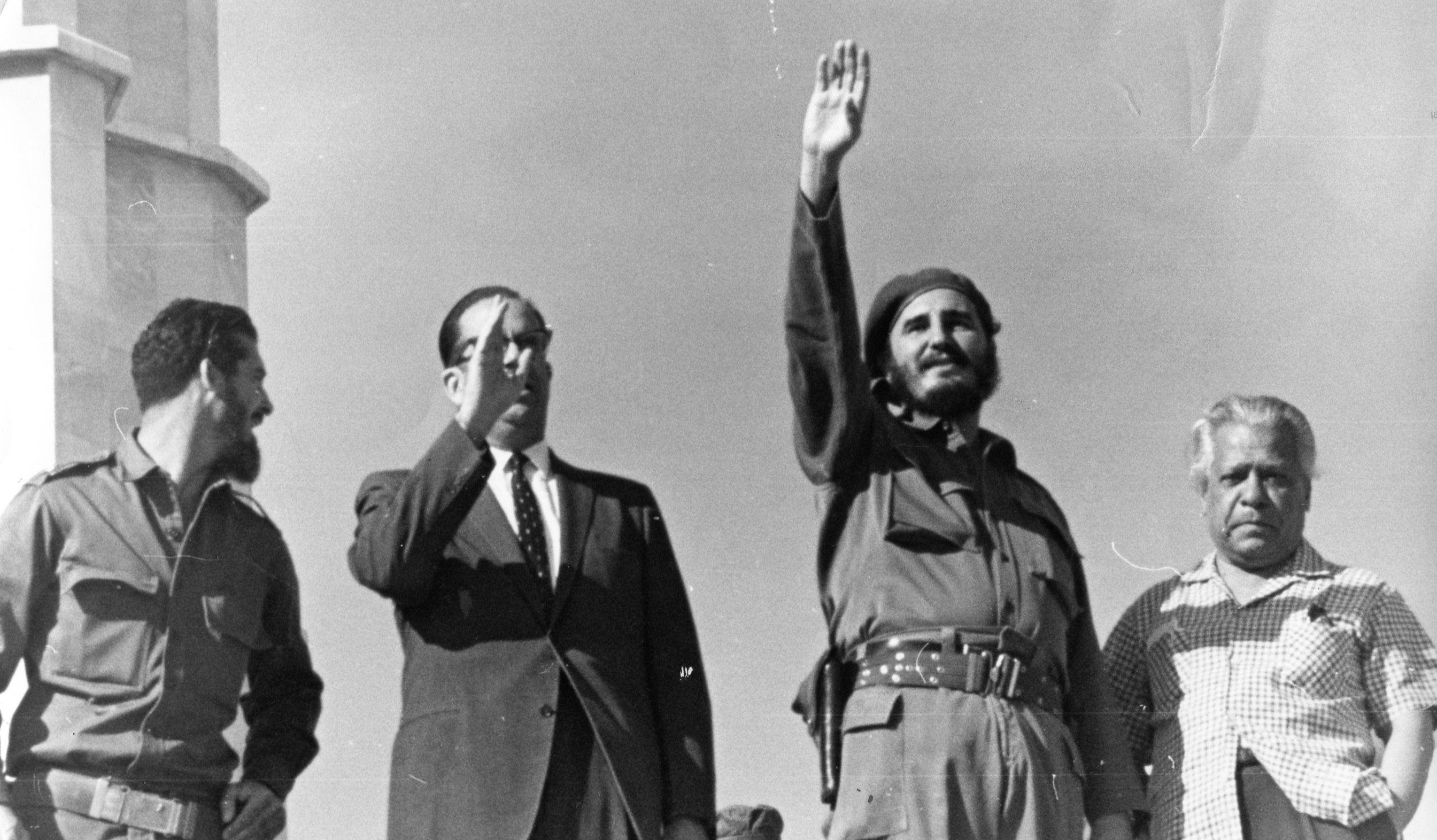 "a history of fidel castros revolution in cuba Cuban revolutionpdf  inside the cuban revolution: fidel castro and the urban underground  • ""the history of socialist revolution in cuba (1953."