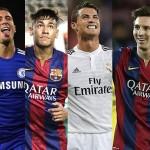 القيمة السوقية لأغلى اللاعبين في العالم 2016
