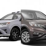 مقارنة بين هوندا CR-V 2016 و تويوتا راف فور 2016