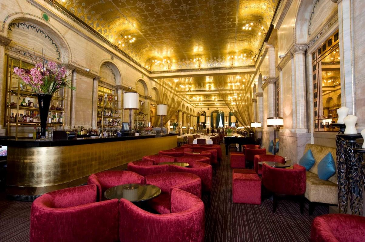 Interior Criterion Restaurant London  S