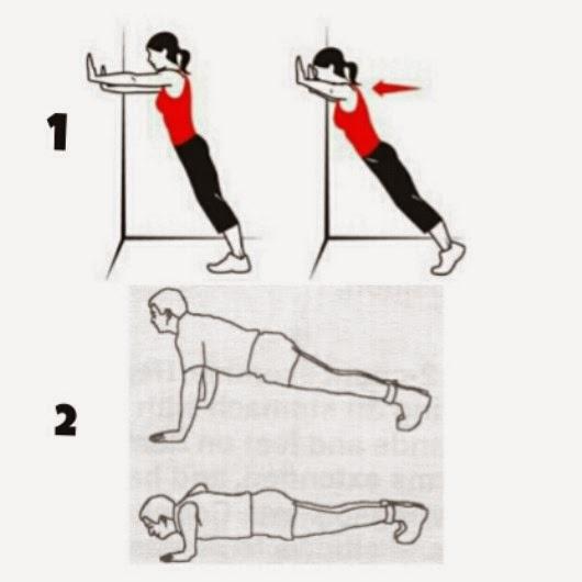 أفضل 10 تمارين لشد الصدر المرسال