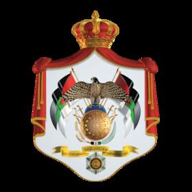 شعار الاردن
