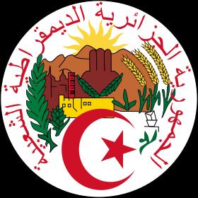 شعار الجزائر