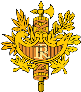 شعار فرنسا