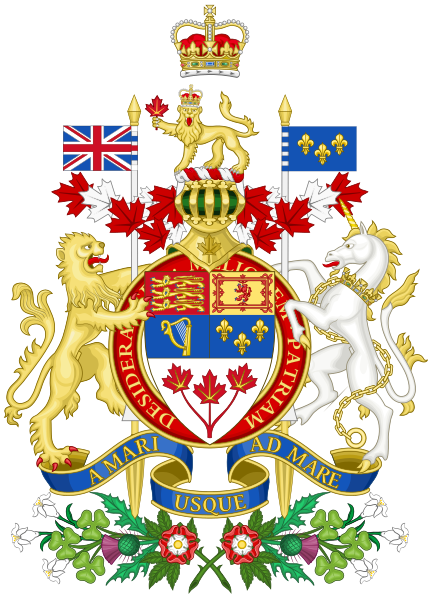 شعار كندا