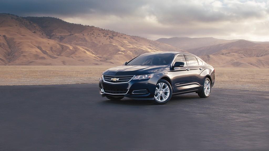 Chevrolet Impala 2016 LTZ