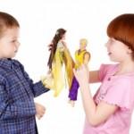 التعامل مع الطفل الجنسي