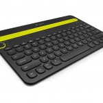 Logitech K480 Bluetooth Multi-Device Keyboard - 315872