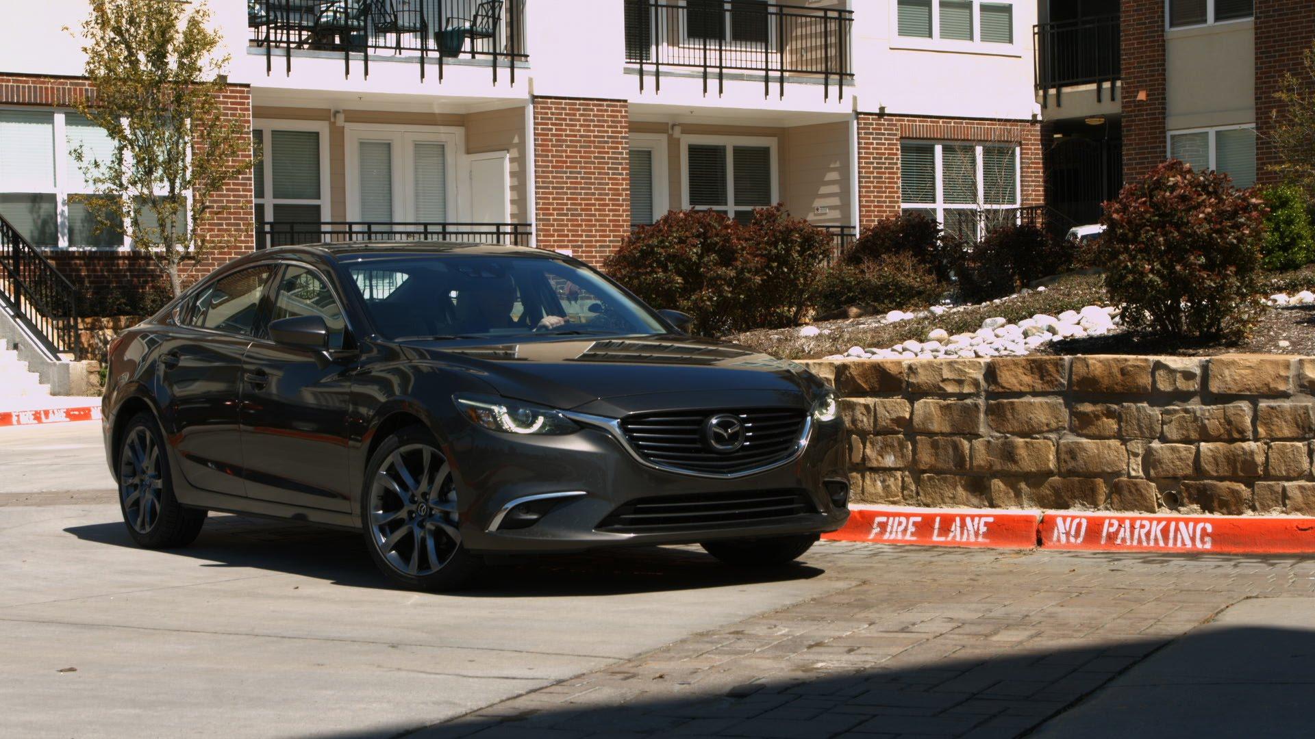 New Mazda 6 2016