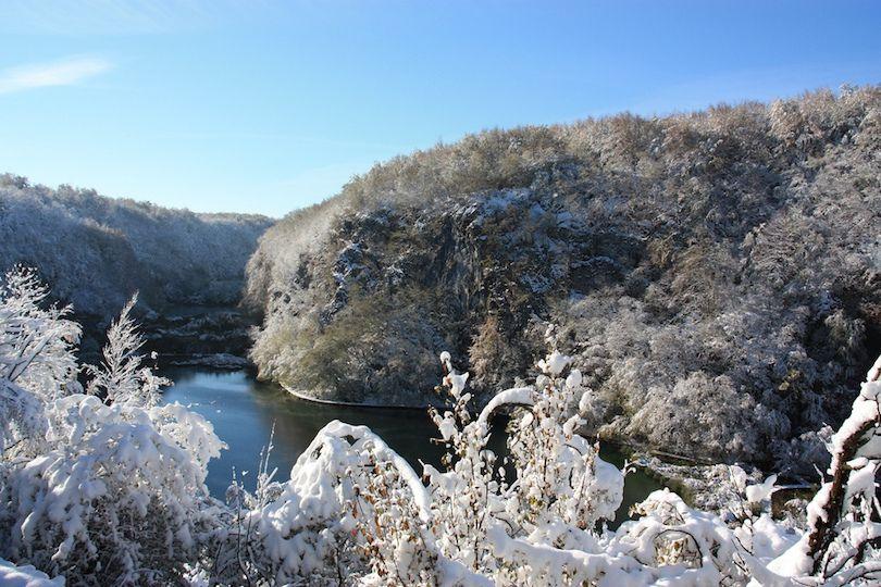 حديقة بليتفيتش الوطنية في كرواتيا بالصور Plitvice-Lakes-National-Park