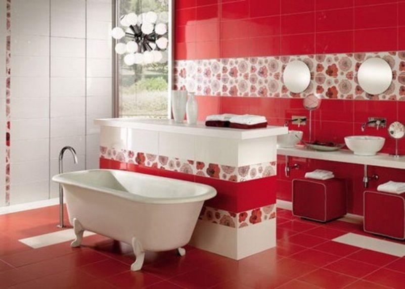 الحمام الأحمر