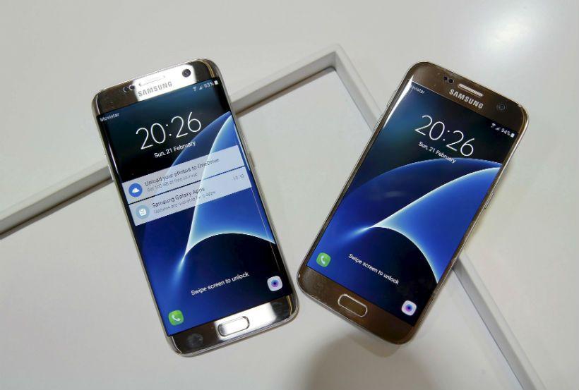 سامسونج Galaxy S7 و سامسونج Galaxy S7 Edge