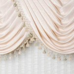 Silk curtains - 313627