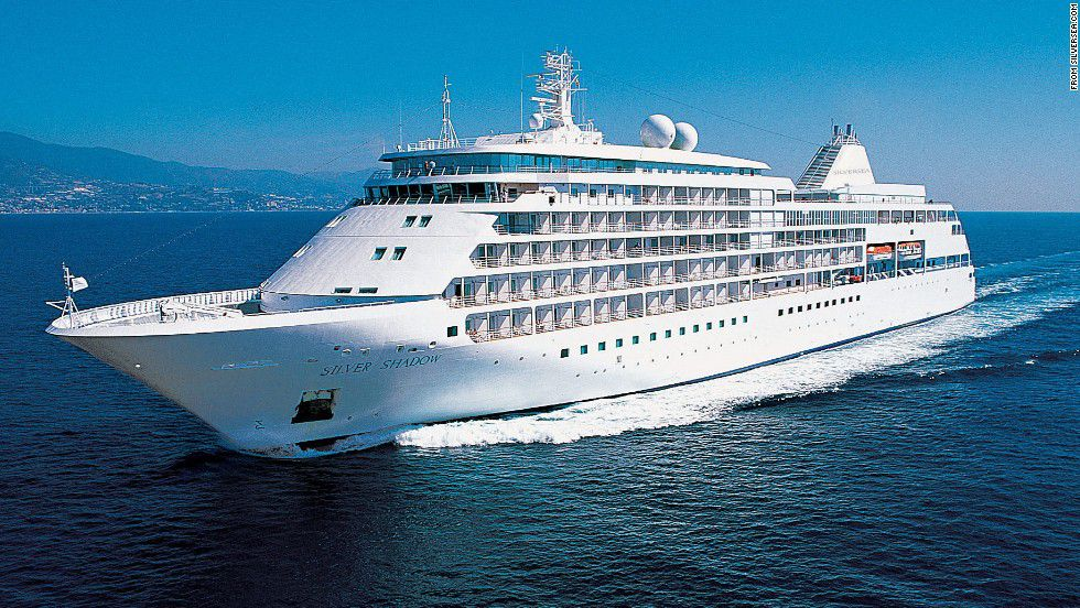 2016 for Luxury small cruise lines
