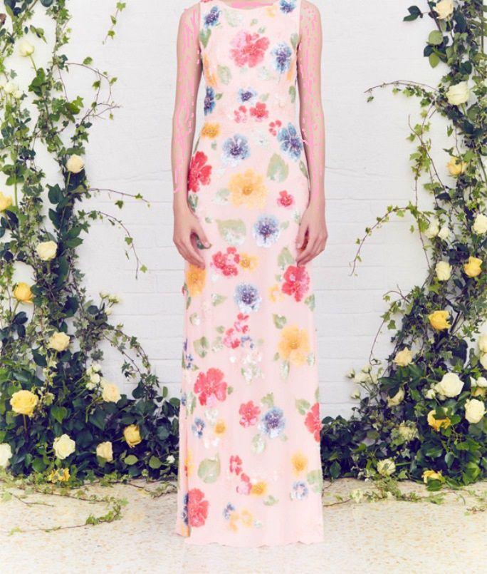 فستان الربيع