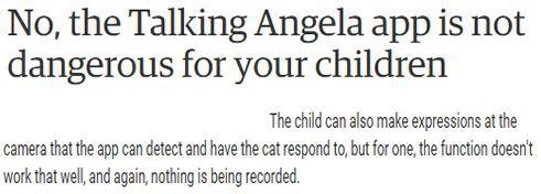 شائعة لعبة انجيلا الكادبة Talking-Angela-isnt-