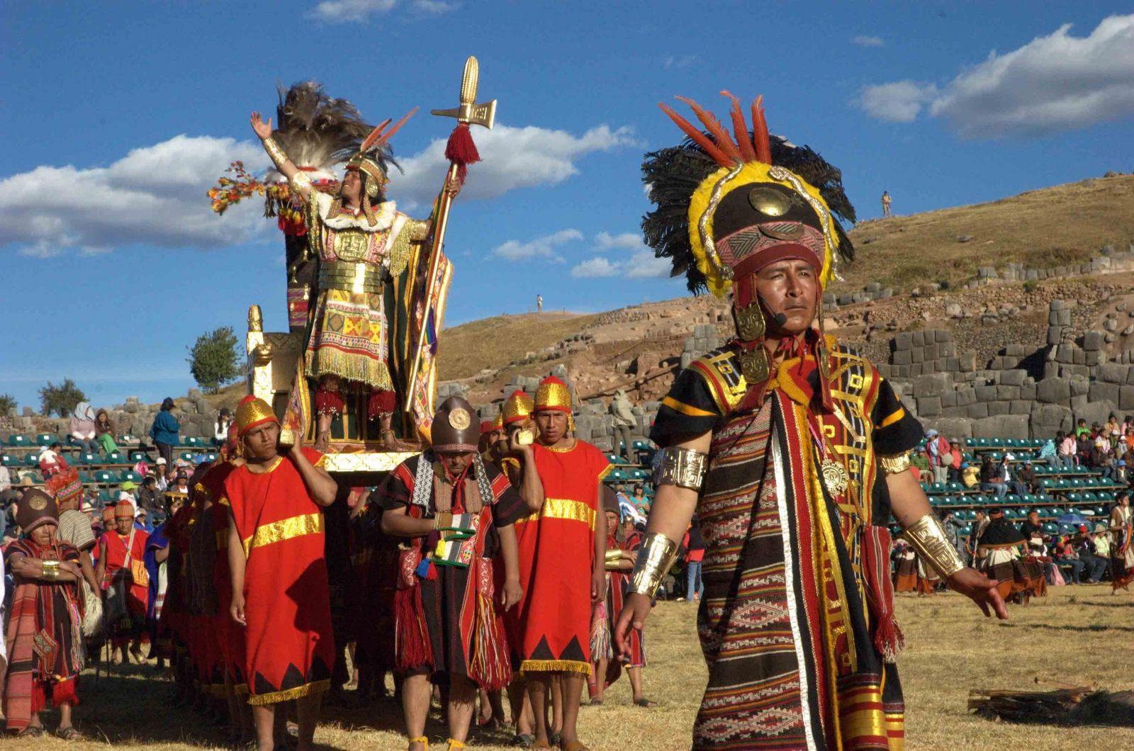معلومات عن حضارة الانكا The-Inca-Empire-also-known-as-the-Incan-Empire-was-the-largest-empire-in-pre-Columbian-America