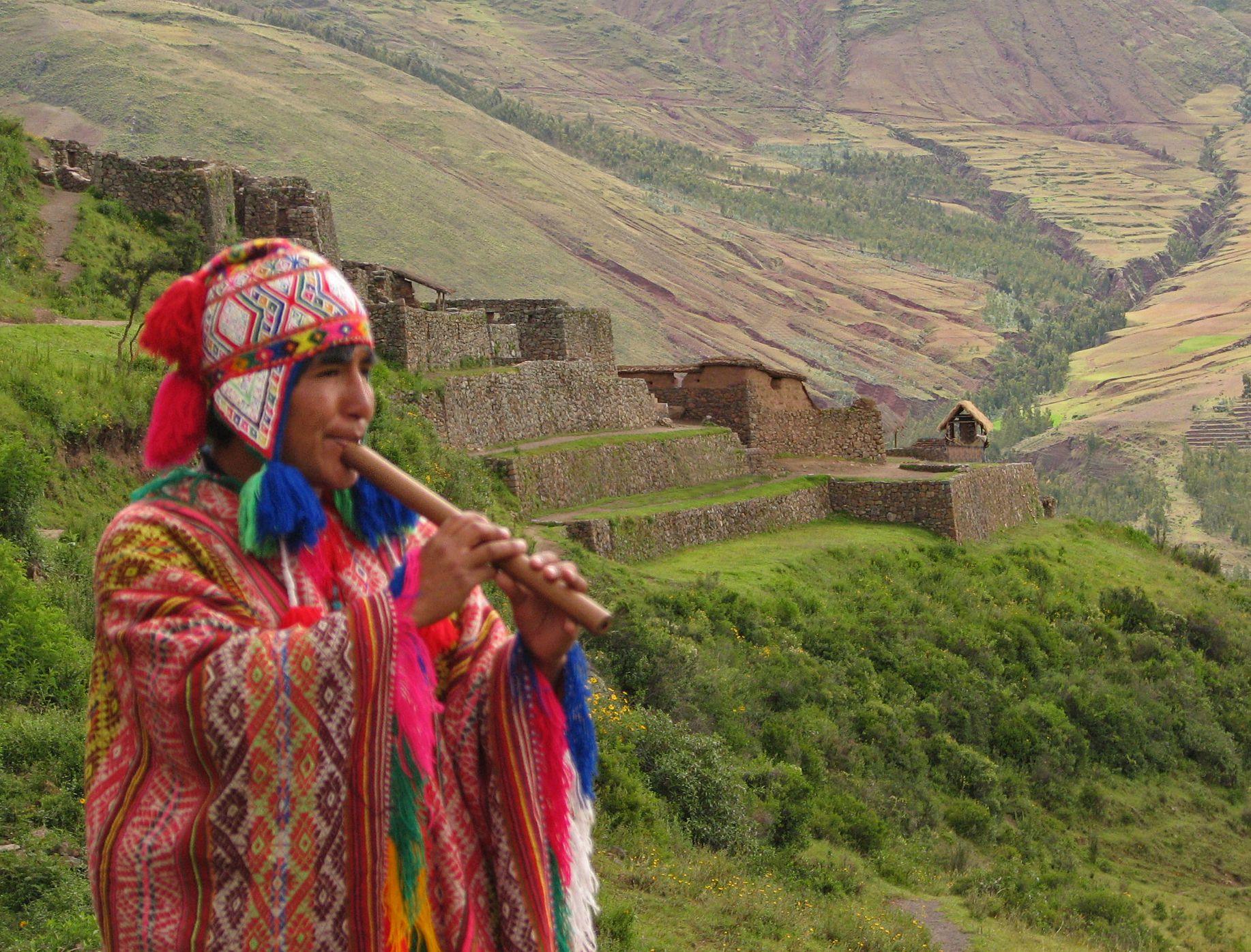 معلومات عن حضارة الانكا The-Inca-Empire-or-Inka-Empire-was-the-largest-empire-in-pre-Columbian-America