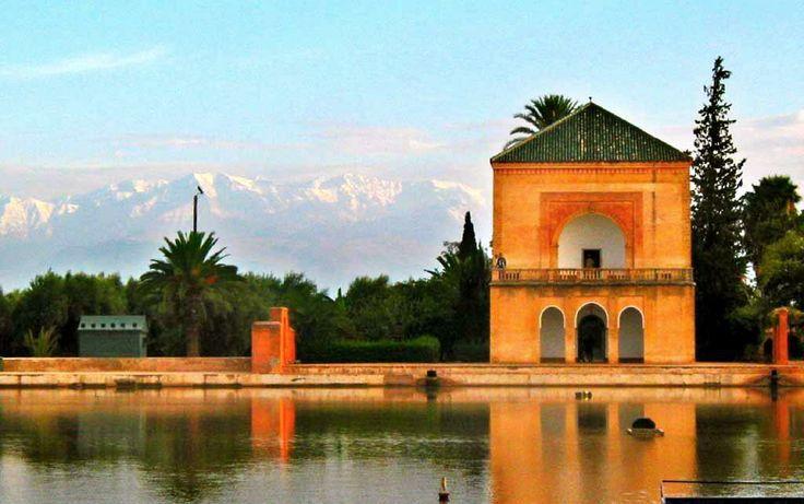 حدائق المنارة The-Menara-Gardens-a