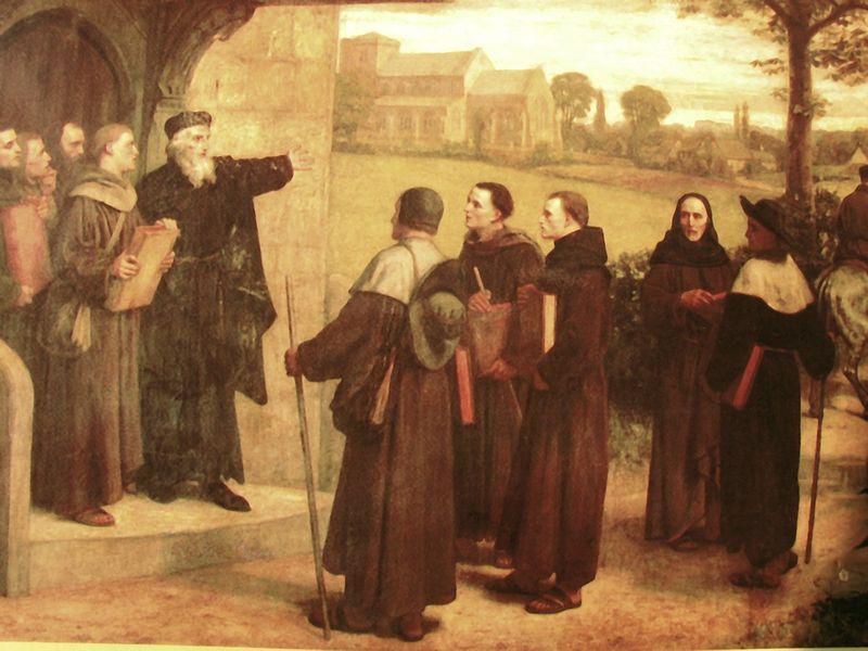 الإصلاح البروتستانتي   المرسال