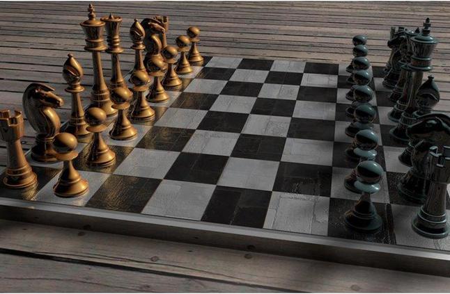 تعلم لعب الشطرنج للمبتدئين المرسال
