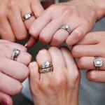 دراسة :كلما كبر خاتم الزواج زادت نسبة الطلاق!