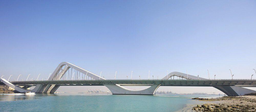 جسر أبو ظبي