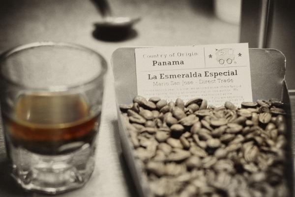 قهوة-بنما