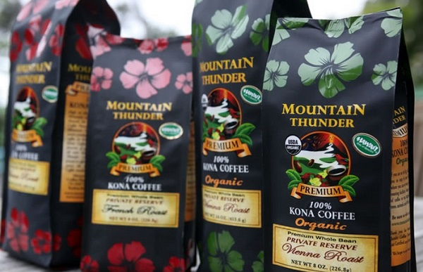 قهوة-هاواي
