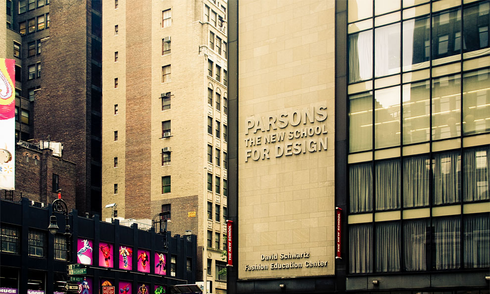 كلية parsons the new school for design