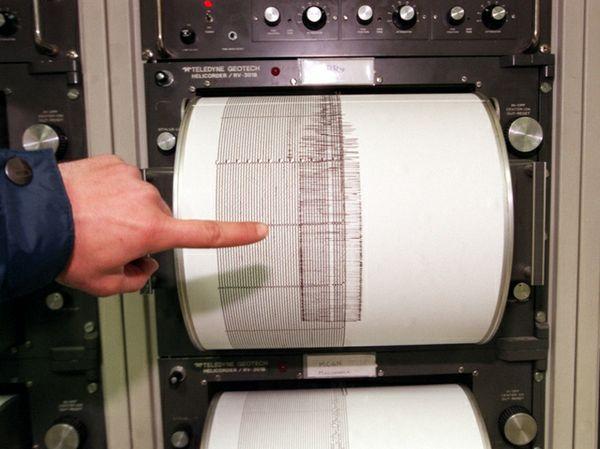 مقياس ريختر لقياس الزلازل